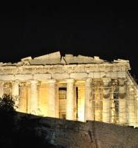 Az úti cél: Görögország