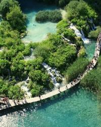 Plitvicei-tavak – Nemzeti Park és Világörökség