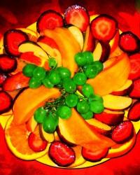 Fogyás zöldséggel, gyümölccsel