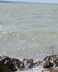 Családi nyaralás a Balatonnál